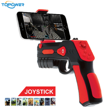3D Joystick Plastic Educational Toy Guns Shooting Target Portable Game Player Android Wireless Bluetooth Gamepad
