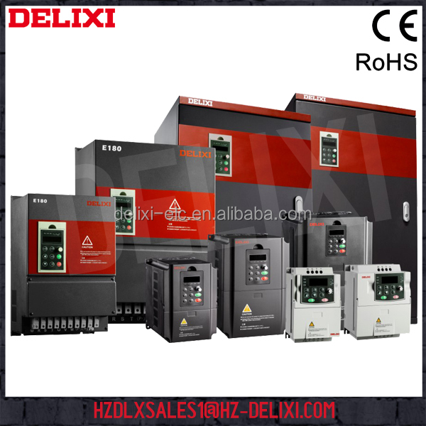 Variable frequency inverter three phase electric power saver