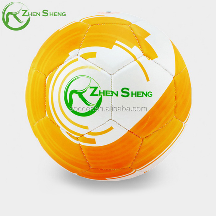 Zhensheng Custom Design and LOGO Promotional Soccer Ball