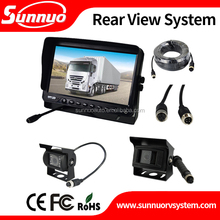 7'' Rear View Camera Backup System