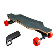 4- Wheel Electric Skateboard With Remote Controller CE RoHS FCC