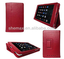 China Manufacturer Leather Case Cover Stand for Google Asus Nexus 7 2nd Gen Android Tablet