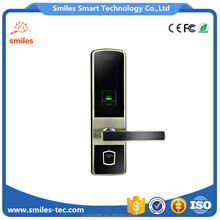 Advanced Biometric Thumbprint Door Lock With Keypad For Office/Villa