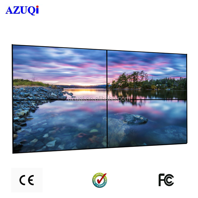 LCD Video Walls for Big Screens Rental Advertising Use