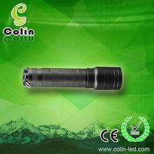 Aluminum Waterproof high powered LED Flashlight, MAGMA H2-KING, LED torch, CREE MC-E(M), IPX-8, For traveling,Camping