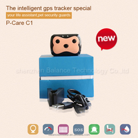 2016 pet gps collar support android app and ios gps tracking collars