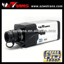 "WETRANS TR-SDI297 1/3"" Panasonic CMOS 2.0MP OSD menu hd sdi security system"