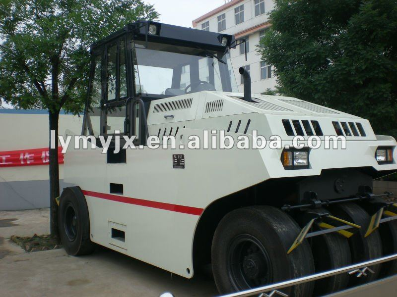 LTP1016 New Pneumatic Road Roller