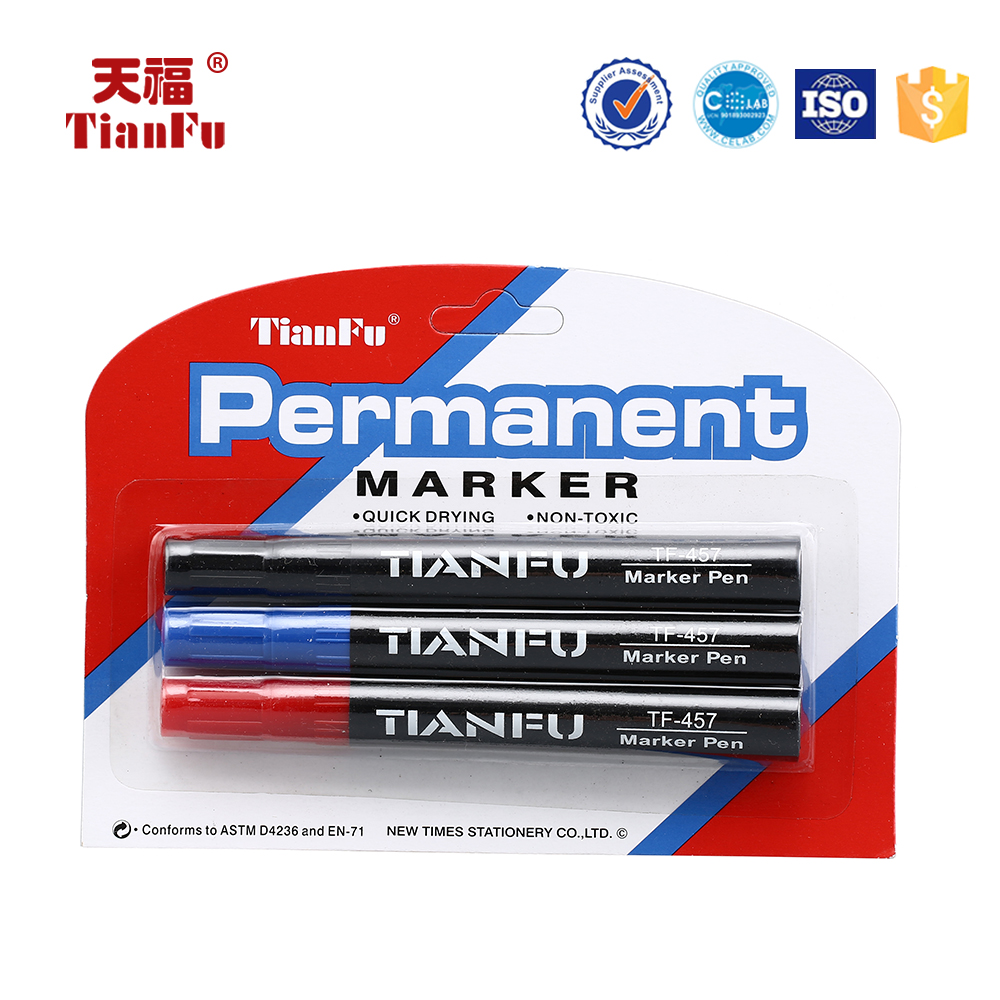 P-457A Cheap Marker Paint Quick Drying Permanent Marker Pen