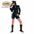 sexy Police lady costume (06-070) as Halloween costume for lady with ARTPRO brand