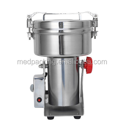 1000g High Quality Industrial Electric Seed Spice Sesame Grinder/Bean Products Grinding Machine