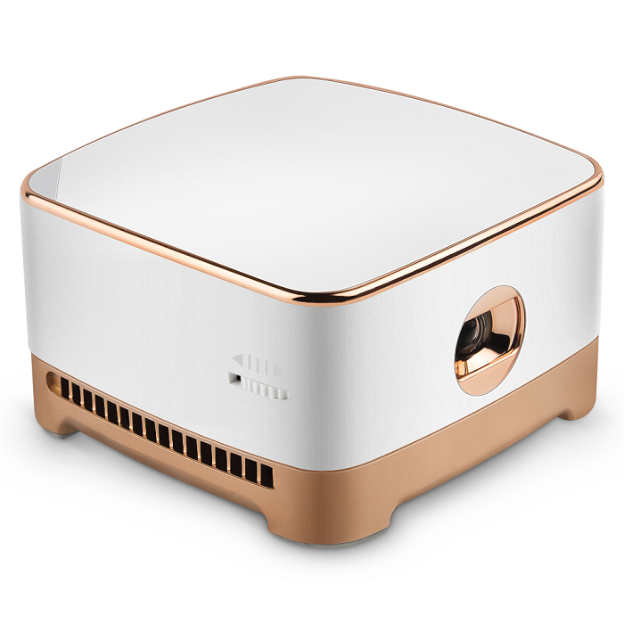LSP Smart Mini Cube Projector DLP Portable LED Projector <strong>P07</strong>-D