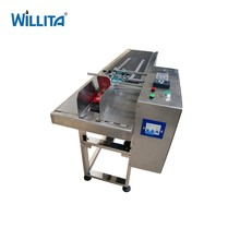 Automatic paper page numbering machine