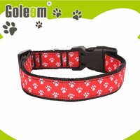 Economical Custom Design Eco-Friendly Cl 072C Dog Collar
