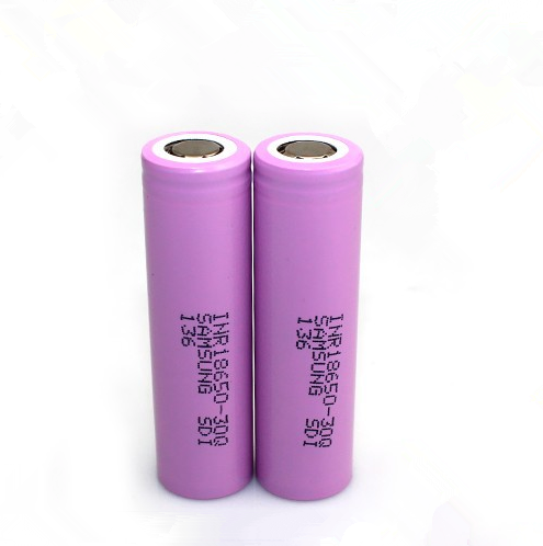 High quality INR18650-30Q 3000mah 15amp 18650 battery VS samsung inr18650-13q 1300mah li-ion battery