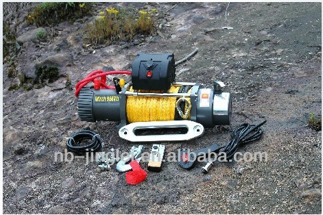 4WD winch 3000lbs / auto winch / winch for ATV
