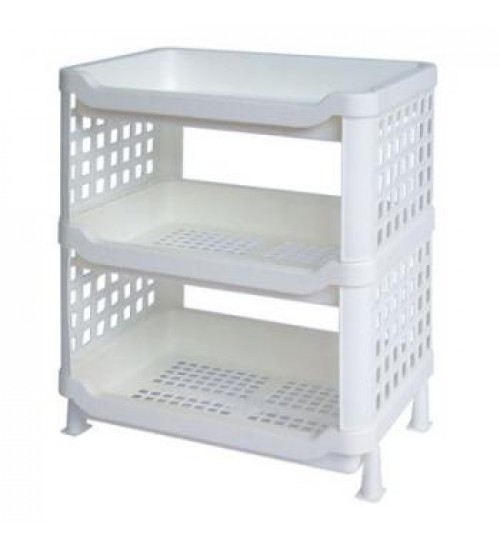 Plastic Display Rack/Kitchen Plastic Rack #58830000000000