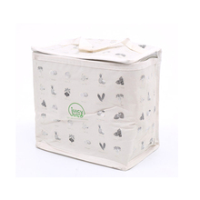 Most Popular waterproof disposable non woven lunch cooler bag