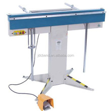 Manual steel bar round bending machine