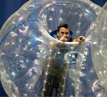 Bumper ball Inflatable bubble ball Suit, bubble football,Outdoor Loopyball for kids and adults