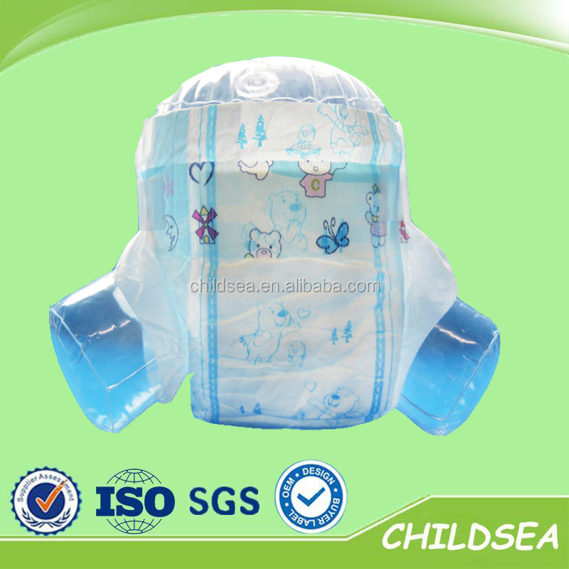 high quality China pampering diapers baby