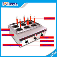 cooking appliances commercial electric pasta stove made in China