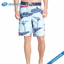 2017 Custom Made Cheap Men Dry Fit Full Sublimation Long Board Shorts