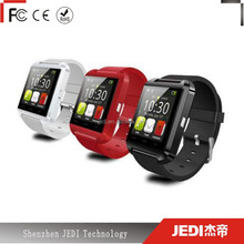 Bluetooth Watches U8 private label smart watch mobile phone_RT017