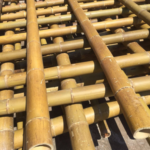 Large Garden Dried Bamboo Cane Stick Poles