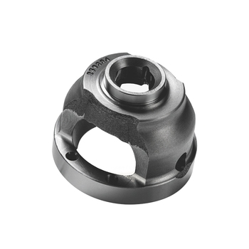 Cnc Machining Parts Auto Front Differential Case By Your Drawing