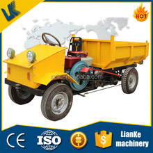 Newest type diesel mini dumper, small dump truck for sale, used dump truck for sale