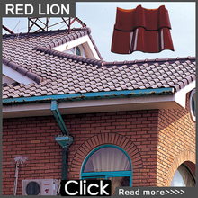 S1 310x310mm cheap red clay roof tiles