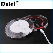 2015 New Arrival Quick Charging Wireless Charger Pad For Mobile Phone