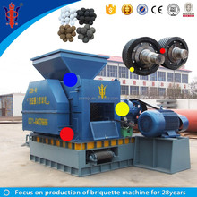Widely usage zhongzhou brand coal dust powder briquette machine