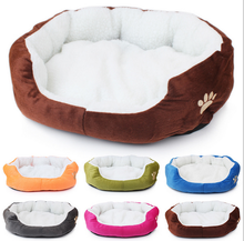 2016 new style hot sale dog bed colorful luxury large dog beds