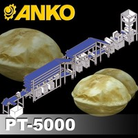 Anko Mixing Making Commercial Automatic Pita Bread Line