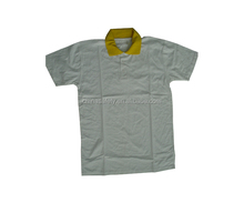 China hot selling top quality low price SLA-D3 fashion new model men cotton t-shirt with collar