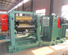 Two Roller Rubber Calender Machine