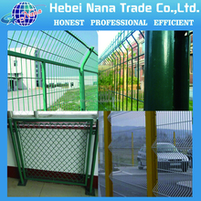 Outdoor Use High Security Fence with Full Accessories (China ISO Factory)