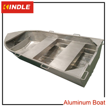 Best Flat Bottom Aluminum Boat with Paddles