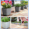 new gray antique colorful flower pot for outdoor garden ceramic ornament