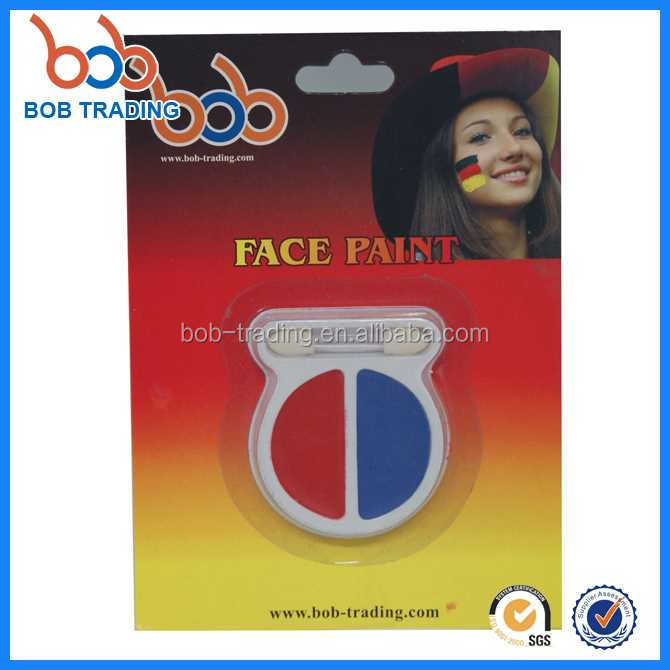 good service personalized Germany series face body paint hot body face paint halloween