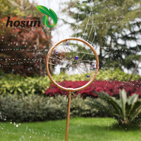 Chinese low prices automatic decorative animal mobile traveling lawn system water garden irrigation sprinkler
