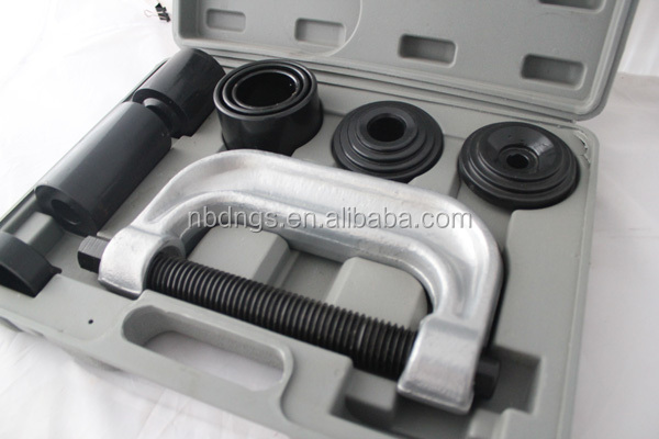 High quality auto repair tool for ball joint anchor pin press set