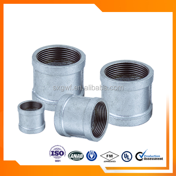 Good quality Malleable iron pipe internal threaded socket