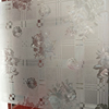 Embossed 3D Decorative Glass Film Window