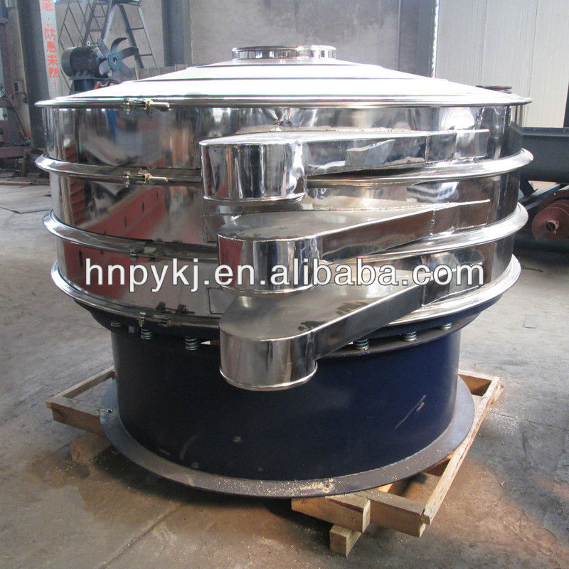 Pharmaceutical Vibrating Sifter for Powder/Pills/Tablets/Capsule