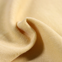 180gsm Para Aramid Flame Retardant Fabric Knitted Fabric For Heat Proof Gloves And Protective Clothing