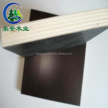 Concrete formwork design and film faced plywood used construction for sale