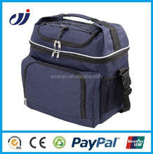 Cheap foldable high quality thermostat bag cooler bag
